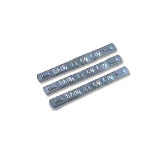 customised embossed tags